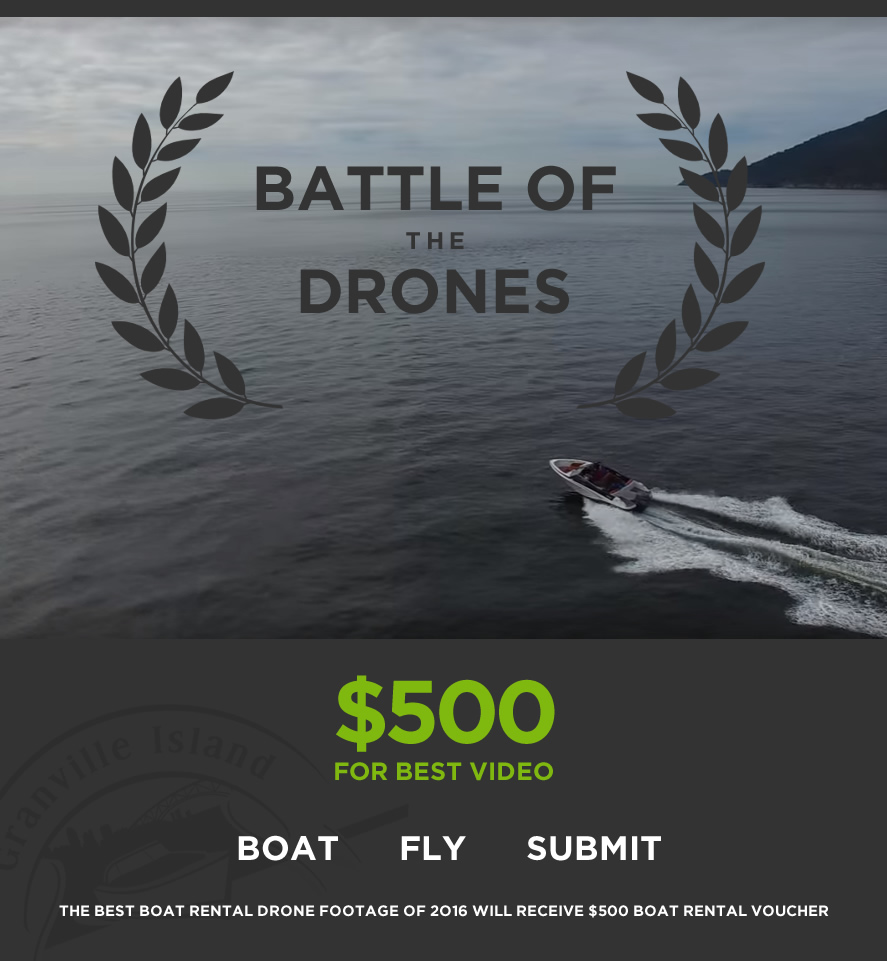 Boat Rental Drone Competition