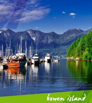 Bowen Island Vancouver