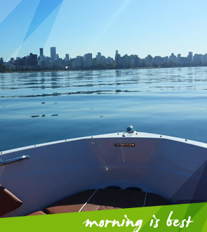 Morning Boat Rental Vancouver