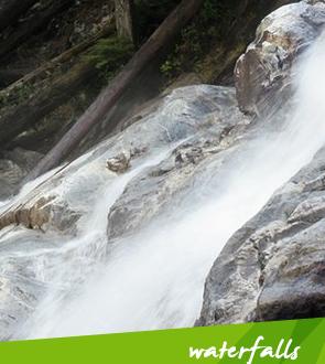 Granite Waterfalls Vancouver